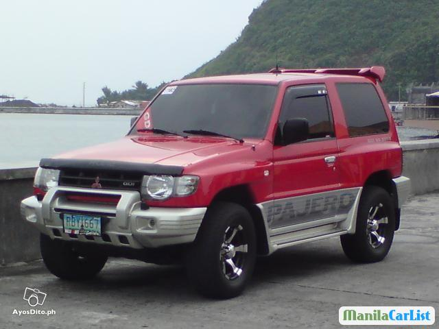 Picture of Mitsubishi Pajero Automatic 1997