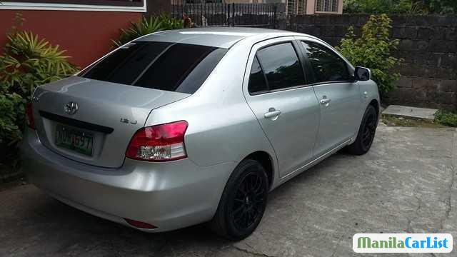 Toyota Vios Manual 2010