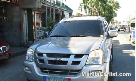Picture of Isuzu Alterra Automatic 2005