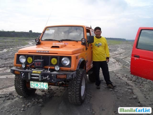 Pictures of Suzuki Jimny 1996