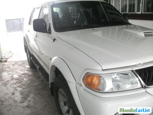 Picture of Mitsubishi Montero Sport Automatic 2006