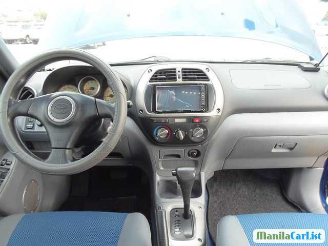 Toyota RAV4 Automatic 2015