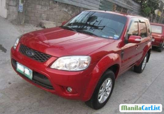 Picture of Ford Escape Automatic 2010