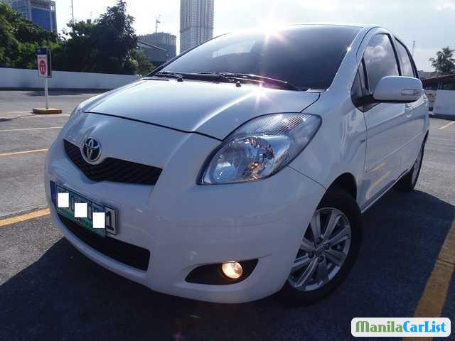 Picture of Toyota Yaris Automatic 2010