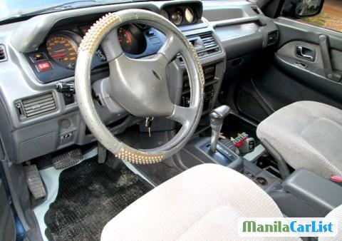 Mitsubishi Pajero Automatic 2004