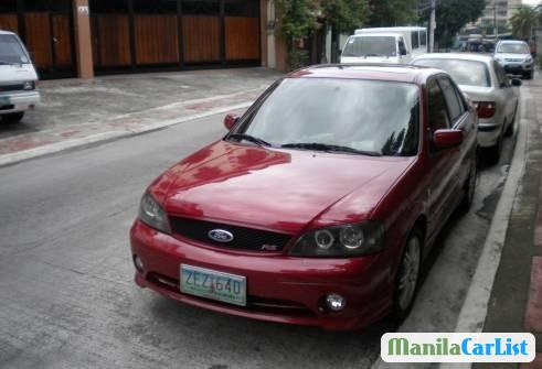 Picture of Ford Lynx Manual 2006