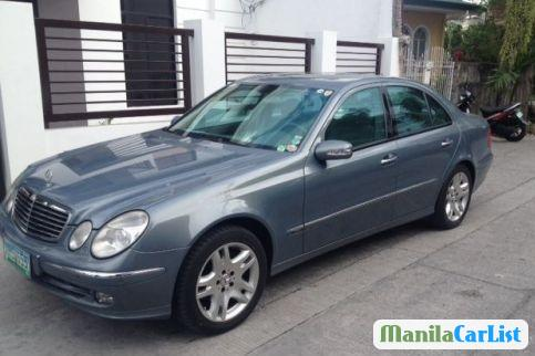 Pictures of Mercedes Benz E-Class Automatic 2004