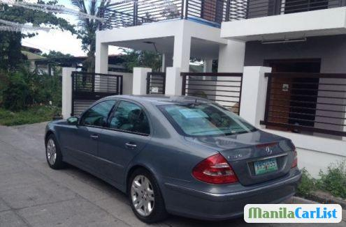 Mercedes Benz E-Class Automatic 2004 in Philippines