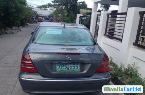 Picture of Mercedes Benz E-Class Automatic 2004 in Batangas