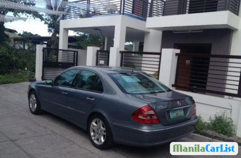 Picture of Mercedes Benz E-Class Automatic 2004 in Philippines