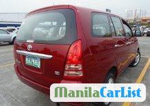 Toyota Innova Manual 2006 in Philippines
