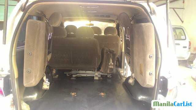 Hyundai Starex Automatic 1999