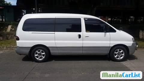 Pictures of Hyundai Starex Manual 1998