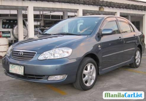 Picture of Toyota Corolla Automatic 2004