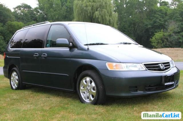 Picture of Honda Odyssey Automatic 2003