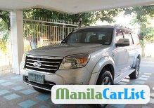 Pictures of Ford Everest Manual 2010