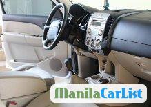 Ford Everest Manual 2010 in Metro Manila