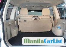 Ford Everest Manual 2010 in Philippines
