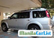 Picture of Ford Everest Manual 2010 in Metro Manila