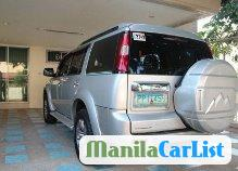 Picture of Ford Everest Manual 2010 in Philippines