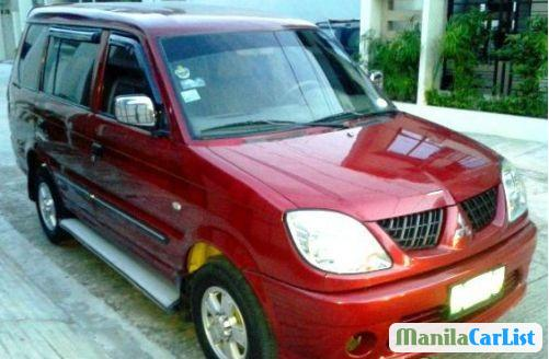 Picture of Mitsubishi Adventure Manual 2006