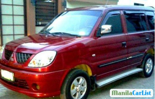 Mitsubishi Adventure Manual 2006 in Iloilo