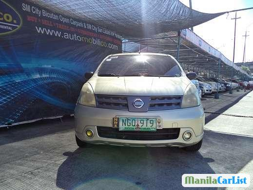 Picture of Nissan Manual 2009