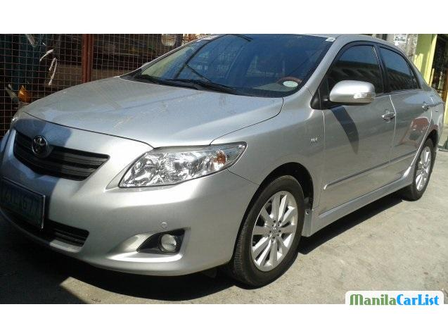 Pictures of Toyota Corolla 2009