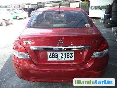 Mitsubishi Mirage Automatic 2014 in Antique