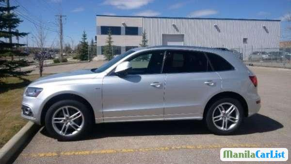 Pictures of Audi Q5 Automatic 2013
