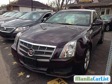 Picture of Cadillac Automatic 2011