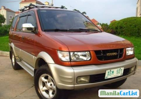 Picture of Isuzu Crosswind Manual 2003
