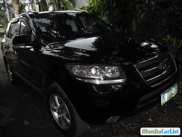 Pictures of Hyundai Santa Fe Automatic 2009