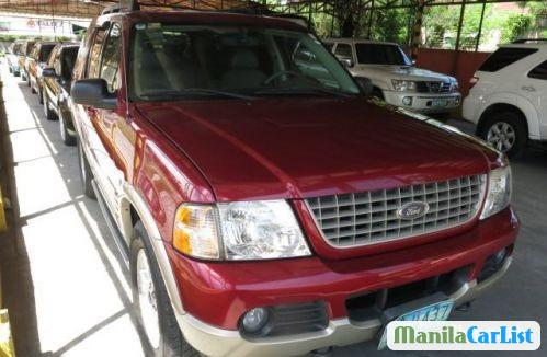 Ford Explorer Automatic 2006