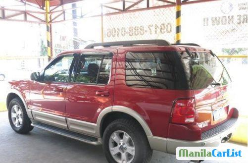 Ford Explorer Automatic 2006 in Philippines
