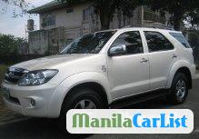 Picture of Toyota Fortuner Automatic 2007