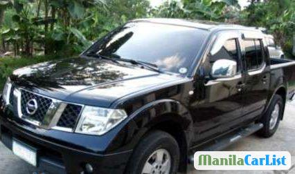 Nissan Navara Manual 2012