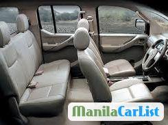 Nissan Navara Manual 2012 in Philippines
