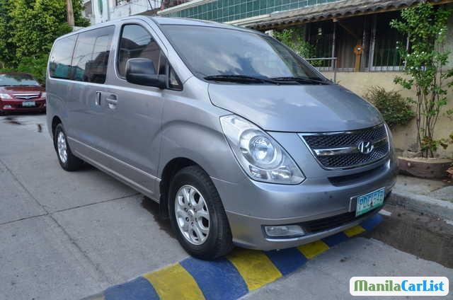 Picture of Hyundai Grand Starex Manual 2014