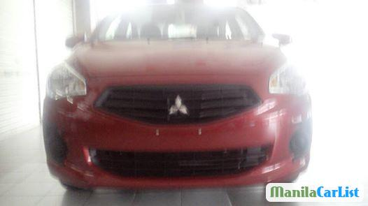 Picture of Mitsubishi Mirage Manual 2014