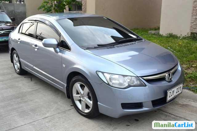 Pictures of Honda Automatic 2007