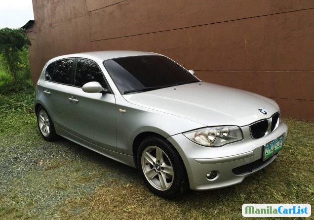 Picture of BMW 1 Series 2007