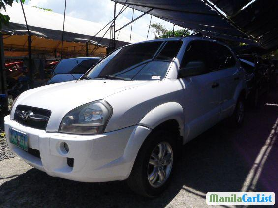 Hyundai Tucson Automatic 2007 in Philippines - image
