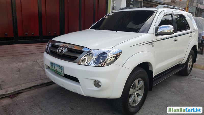 Picture of Toyota Fortuner Automatic
