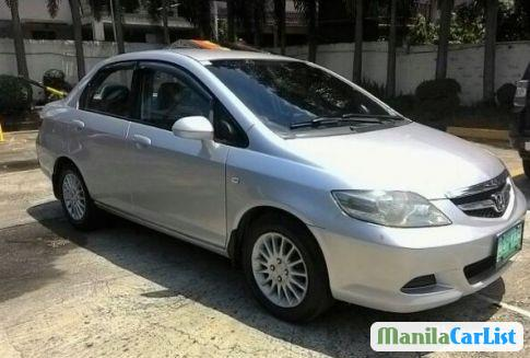 Pictures of Honda City Manual 2006