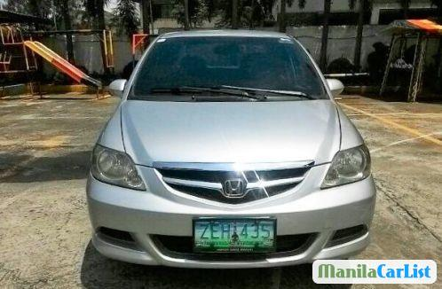 Honda City Manual 2006