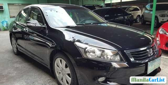 Pictures of Honda Accord Automatic 2008