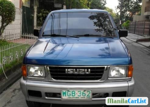 Picture of Isuzu Manual 1999