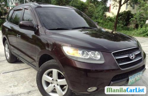 Picture of Hyundai Santa Fe Manual 2008