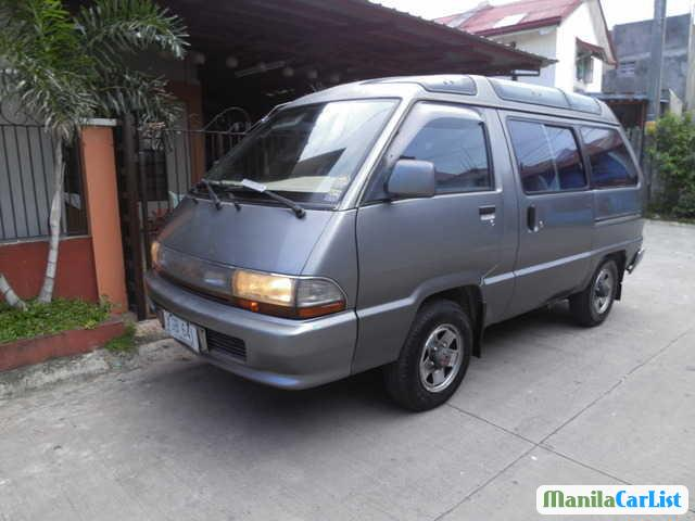 Picture of Toyota TownAce Automatic 2005